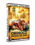 Orinoco, Paraíso del Sexo DVD Orinoco: Prigioniere del sesso