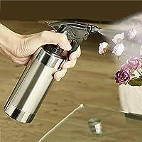 bloomma 280ml acero inoxidable mano pulverizador de presión de agua botellas