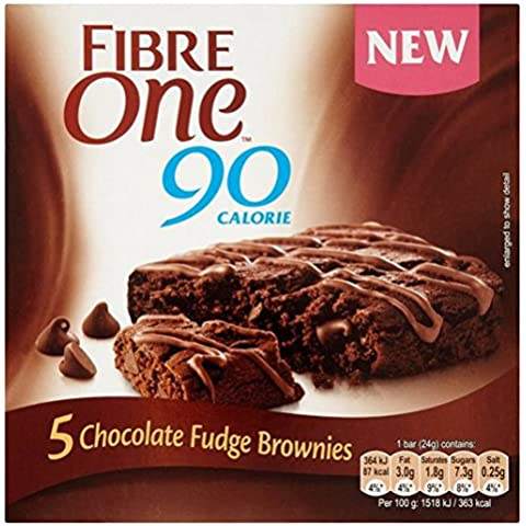 Fibra Uno chocolate Fudge Brownie 120g