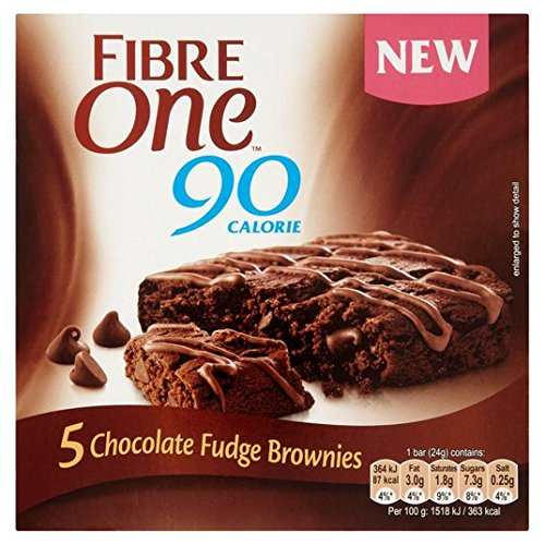 Fibre One Chocolate Fudge Brownie 120g