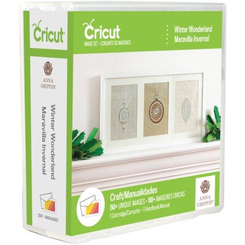 Winter Cricut Cartridge (Unbekannt Cricut AG Winter Wonderland Kartusche, Mehrfarbig)