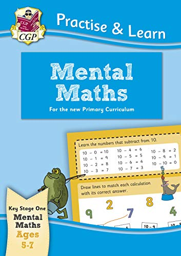 New Practise & Learn: Mental Maths for Ages 5-7 (Practice & Learn)