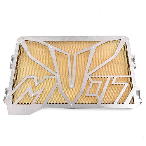 GZYF - Protector de parrilla de repuesto para radiador de motocicleta, compatible...