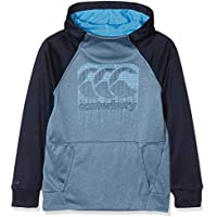 Canterbury Children's Vaposhield Water Repellent Overhead Hoody