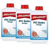 3x Mellerud PVC Boden Reiniger 1L