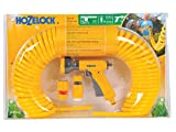 Best Coiled Garden Hoses - Hozelock 15m Spiral Hose with Connectors Review