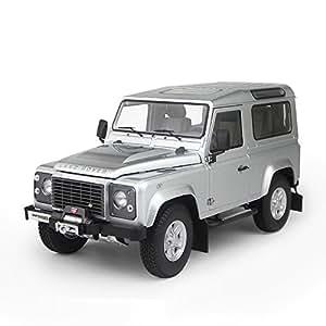 Kyosho - 8901is - Véhicule Miniature - Modèle À L'échelle - Land Rover Defender 90 - Echelle 1/18