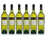 Tío Pepe Sherry - Jerez vino fino - Pack de 6 botellas x 750 ml