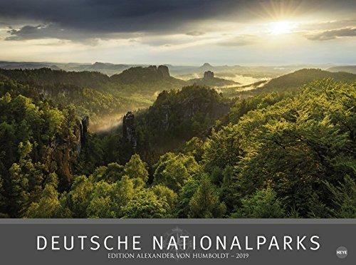 Deutsche Nationalparks - Edition Alexander von Humboldt - Kalender 2019