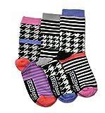 Die verrückten Kylie Socken für Frauen im 3er Set