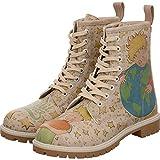 Dogo Boots She's My Rose Le Petit Prince - Juego de Mesa (Contenido en alemán), Color, Talla 38 EU