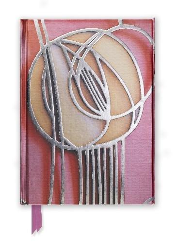 Cuaderno Mackintosh Rose Motif (Flame Tree Notebooks)