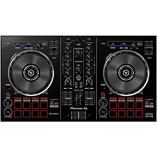 Pioneer DJ DDJ-RB Controller USB Bus Powered. Plug and Play