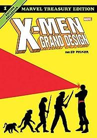 X-Men : Grand Design, tome 1 par Ed Piskor