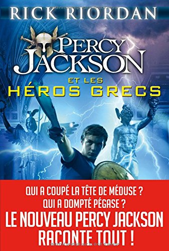 Percy Jackson : Percy Jackson et les héros grecs