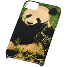 Case-Mate Barely There National Geographic Abstract-Cover per Apple iPhone 4/4S, Panda gigante che mangia bambù
