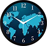 #7: IT2M 11.75 Inches Wall Clock For Home/Kitchen/Living Room/Bedroom (9143)