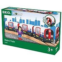 BRIO World - Metro Tube Train
