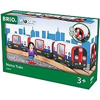 Brio 33867 trene de Juguete - Trenes de Juguete, Madera, 3 año(s)