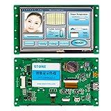 Modulo Display LCD TFT a 7 Pollici HMI con Programma + Touch Screen per Pannello di Controllo Dell'apparecchiatura