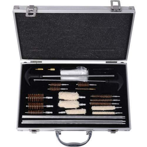 Wischmop Ro 12 g 20 g p Rod Bru Pistol Shotgun ALI C Gun Reinigungsset Bürste Pistole ALI Case Mop Rod Fle P Air Gewehr. -