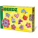 SES Creative - Cuentas para planchar minis, multicolor (06132)
