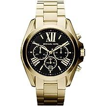 Michael Kors Reloj Mujer de Analogico con Correa en Chapado en Acero Inoxidable MK5739