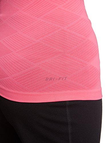 Nike Damen Tank Pro Limited Hyper Pink/Cool Grey