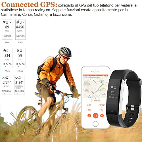 Zoom IMG-3 willful activity tracker sport bracciale