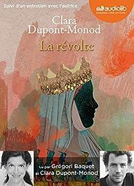 La révolte par Clara Dupont-Monod