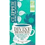 Clipper Infusion Divine Digestion Biologique 4 Sachets de 20 Infusettes -