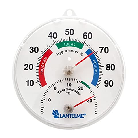 Lantelme 4127 Kombi Thermometer / Hygrometer Analog