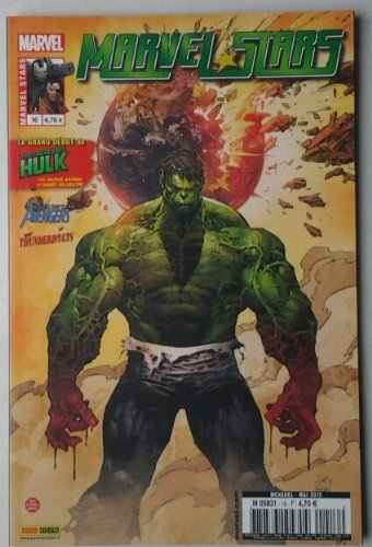 Marvel stars 16 (fear itself)