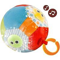 Yookidoo Bebés y Primera infanciaPelotas para bebésYOOKIDOOPELOTA Inteligente LUZ Y Sonido, (40124)