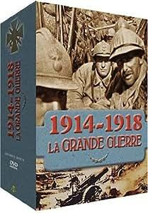 Coffret 10 DVD : 1914-1918 La Grande Guerre