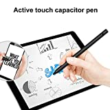Steellwingsf Stylus Pens for Touch Screens,Flexible DIY Art Craft Drawing Tool Active Touch