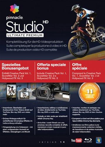 Pinnacle Studio 14 HD Promo (Karton-Box)