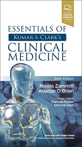 Essentials of Kumar and Clark's Clinical Medicine E-Book (Pocket Essentials)
