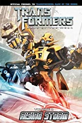 Transformers: Dark of the Moon: Rising Storm, Volume 2 by John Barber (2012-01-06)
