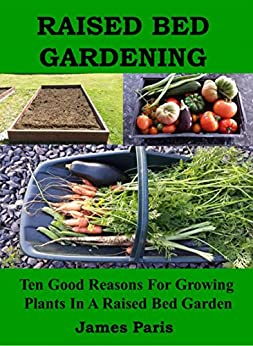 Raised Bed Gardening - Ten Good Reasons For Growing Vegetables In A Raised Bed Garden (Gardening Techniques Book 5) (English Edition) par [Paris, James]