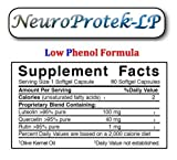 NeuroProtek LP - Low Phenol Formula - 1 Month Supply