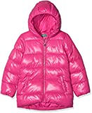 United Colors of Benetton Mädchen Jacke Jacket, 2EO053CS0, Rosa (Cyclamen 06c), 90 (Herstellergröße: 2y)