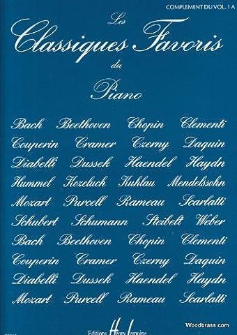 Classiques Favoris - Volume 1A - Complément