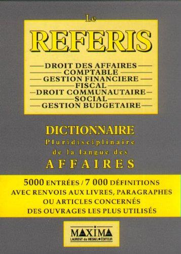 COF 2T REFER DICT PLURIDISPLIN par PAUL-JACQUES LEHMANN, PATRICE MACQUERON