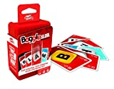 Shuffle Boggle Slam Card Game