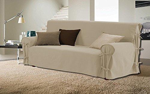 Fodera per divano letto lino for Prezzi per rivestire un divano
