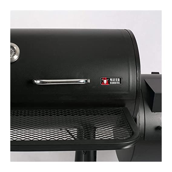 Mayer Barbecue Raucha Smoker Ms 300 Pro