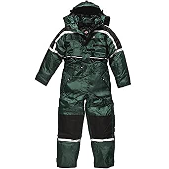 Dickies WP15000 GR XL Size X-Large Padded Overall - Green