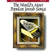 Partition : The World'S Most Popular Jewish Songs V.1