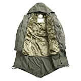 UNILETS M-51 Fishtail Parka Jacket with Liner Olive Green Military (XL, Olive Drab)